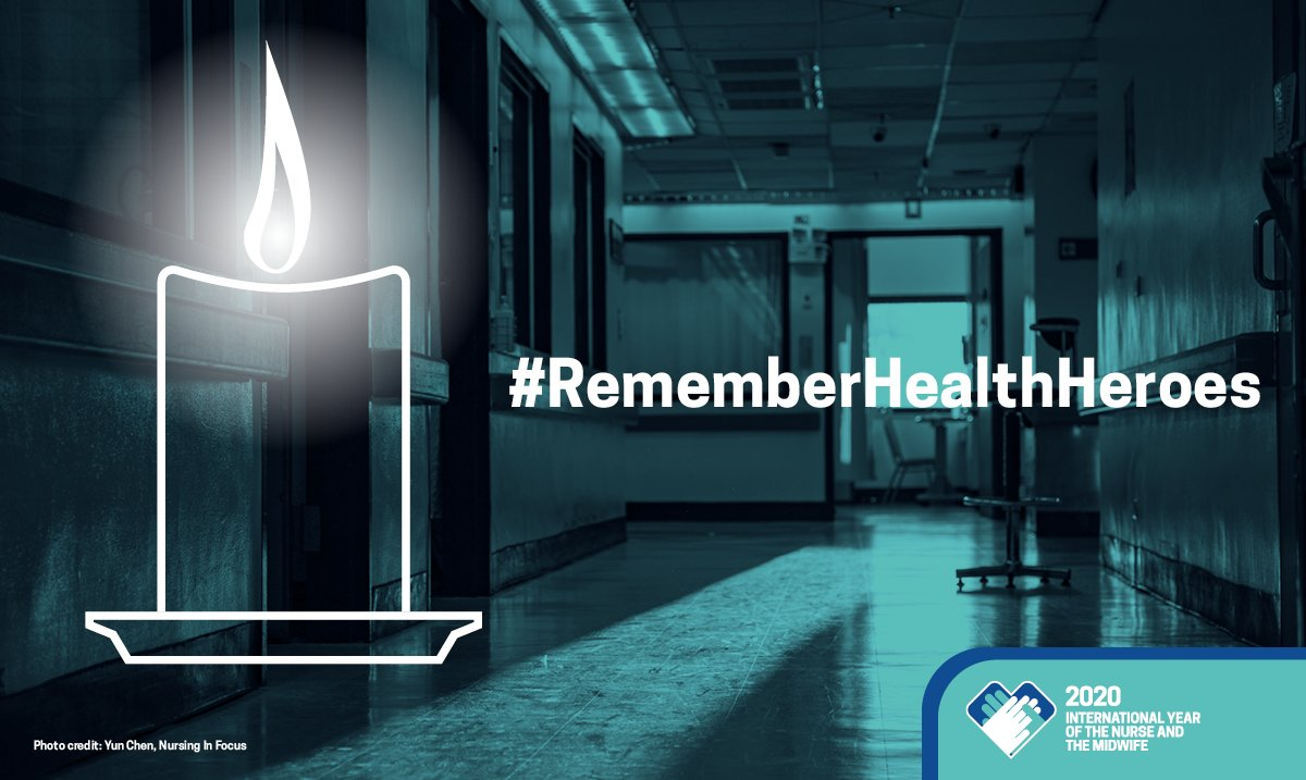 #RememberHealthHeroes