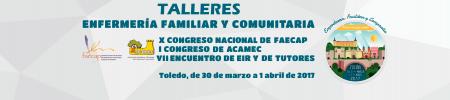 Talleres  X Congreso Feacap