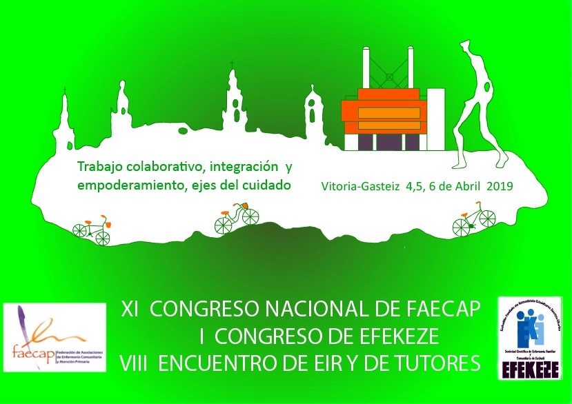 Video promocional del XI Congreso de FAECAP 2019